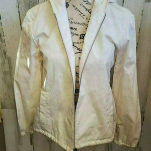 NWT Company by Ellen Tracy Pink/White Lightweight